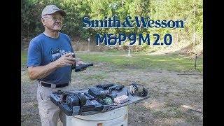 Smith & Wesson M&P9 M2.0 Review