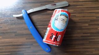 Rasur - Pur ! Rasierseife Arko Test Review Vorstellung Klassische Rasiermesser Rasur Shave