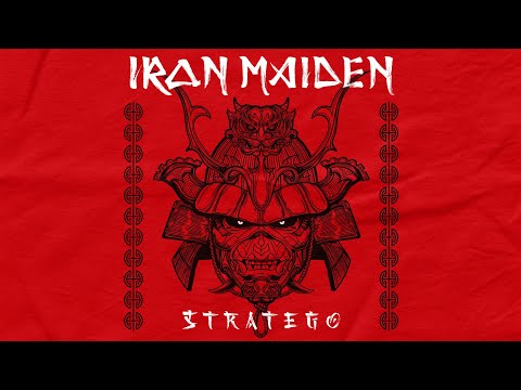 Iron Maiden - Stratego (Official Audio) online metal music video by IRON MAIDEN