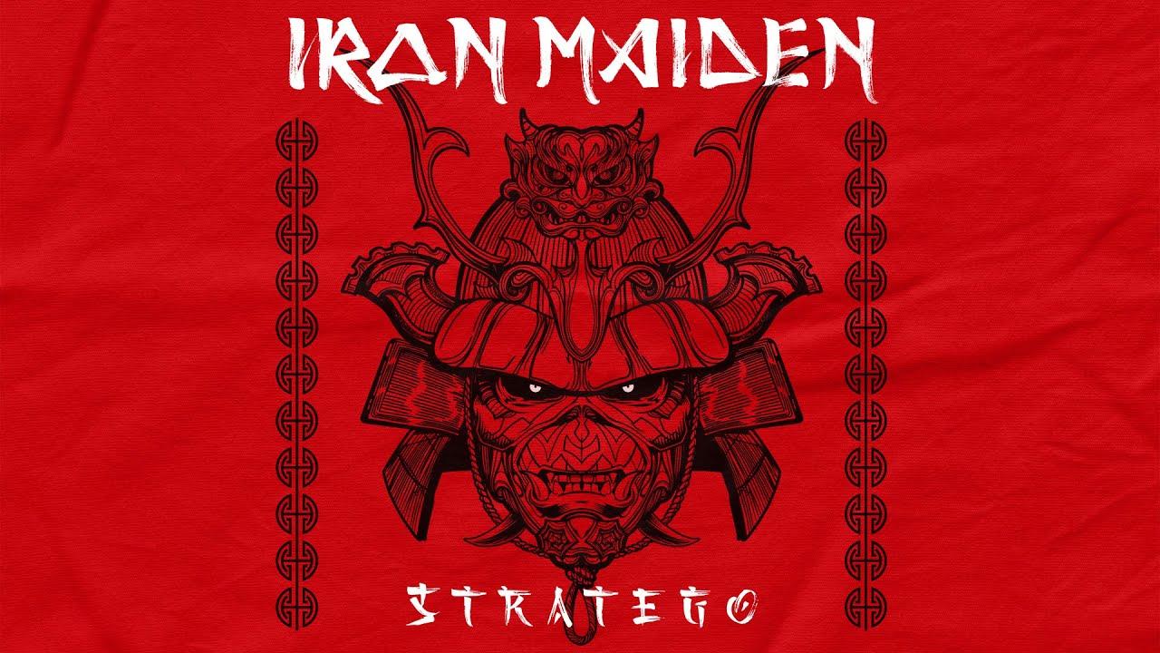 """""""Stratego"""" el segundo adelanto del nuevo álbum de Iron Maiden"""