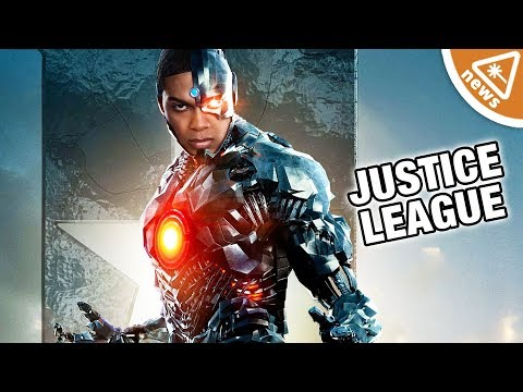How Joss Whedon Is Making Justice League a Completely New Movie! (Nerdist News w/ Jessica Chobot)