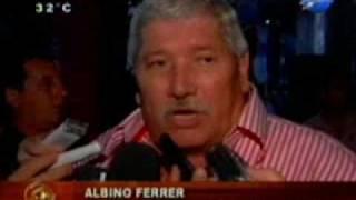 preview picture of video 'MARIO ABDO EN SAN LORENZO'