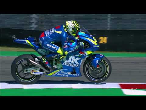 Team Suzuki Ecstar chat about the Dutch GP