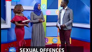 Youth cafe:Sexual offences in Wajir
