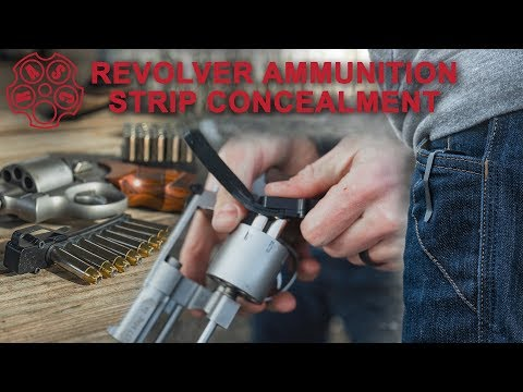 The new RASC (Revolver Ammunition Strip Concealment) from NeoMag
