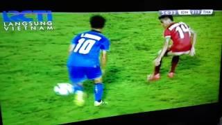 Blunder Lg Kiper Timnas U19 Idn Vs Tha  Pemain Belakang Tak Bisa Hadang
