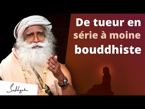 Comment un tueur en série est-il devenu moine bouddhiste ? | Sadhguru Français Comment un tueur en série est-il devenu moine bouddhiste ? | Sadhguru Français