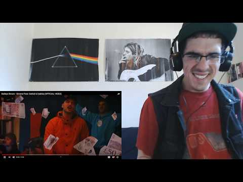 Baileys Brown - Gimme Feat: Datkid & Dabbla (OFFICIAL VIDEO) | REACTION