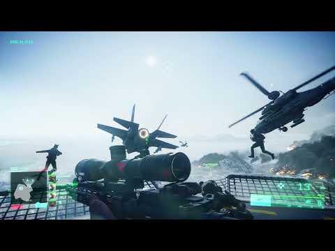 Видео № 0 из игры Battlefield 2042 [PS5]