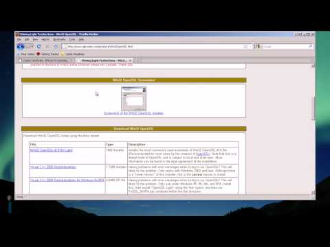 Create an iPhone Developer Certificate from Windows - YouTube