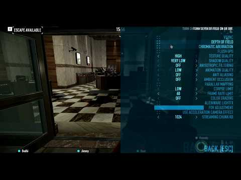 Payday 2 = Stuttering, Most topic everyone should know