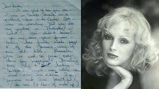 EXCLUSIVE Excerpts from Candy Darling's Journal