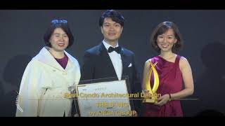 BLOCKREAL - ANGIA INVESTMENT PROPERTYGURU VIETNAM AWARD 2019   BEST CONDO ARCHITECTURAL DESIGN