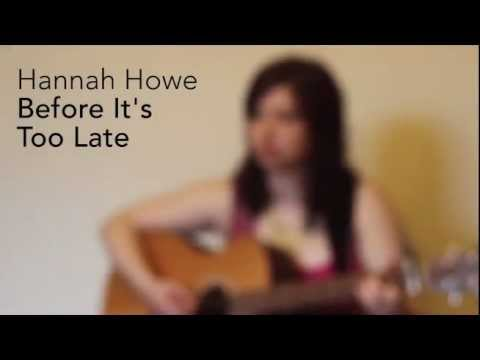 Hannah Howe - Before It's Too Late