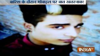 Ghaziabad: Lightning Strikes Birthday Boy on Terrace Building, Dies