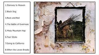 Led Zeppelin IV - Led Zeppelin [Full Album 1971]