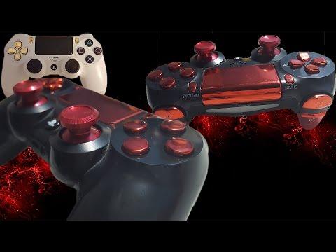 Playstation 4 (ps4) Controller Tasten wechseln (Modden) [button change] HD