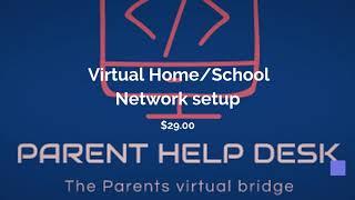 Virtual Home School Network setup