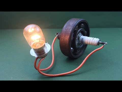 Free Energy Experiment New Technology Science Project 2019