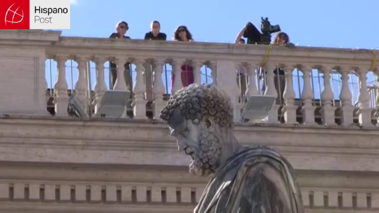 El Papa pide cese al fuego en Siria
