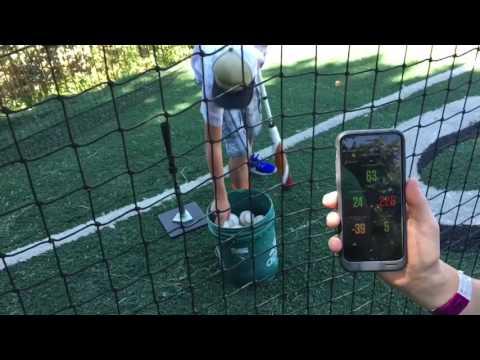 2018 Demarini CF ZEN and CF Insane Swing Speed Comparisons