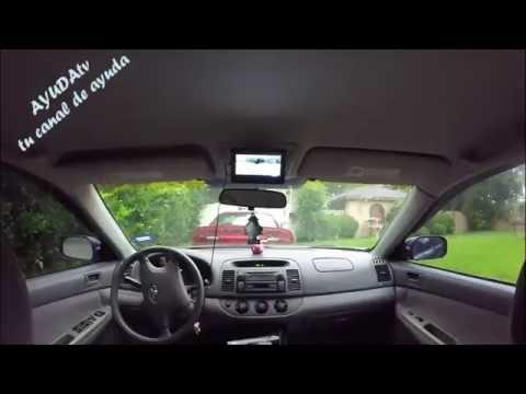 Como Ponerle una Television a Un Carro