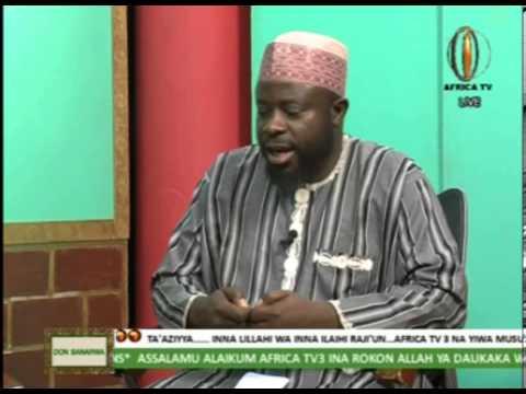 AFRICA TV 3 # SHIRIN : DANDALIN SAMARI (MATASA DA RIBATAR LOKACI)