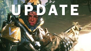 Anthem Update: FREE DLC! - Post-Launch Content Info! - Endgame Activities!