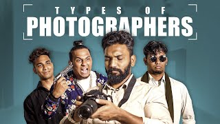 TYPES OF PHOTOGRAPHERS | Warangal Diaries