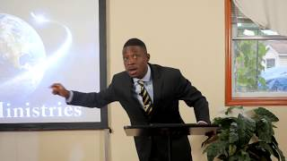School of the Prophets 2018 - Behold Your God: Divine Salvation & Damnation at the Cross