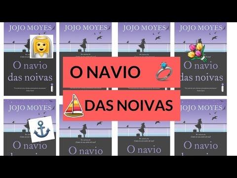 #RESENHA: O Navio das Noivas - Jojo Moyes | Biografias e Afins por Tamy Pinheiro
