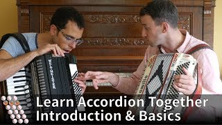 Virtual Accordion Lesson - Introduction and Lesson 1