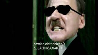 Hitler and Fegelein RE-ENTER THE MATRIX