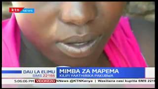 Mimba za mapema kwa wanafunzi katika kaunti ya Kilifi