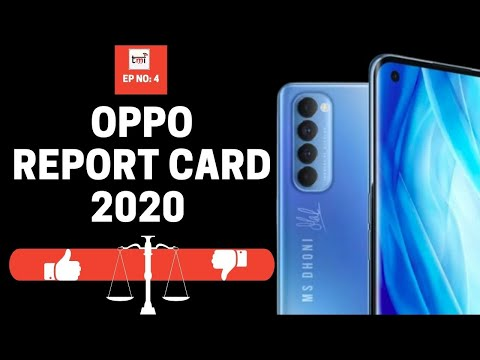 Report card 2020: Oppo