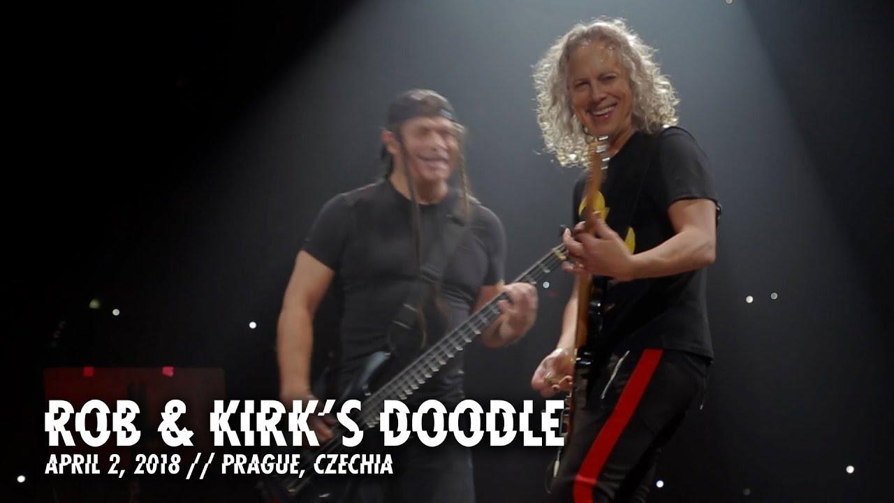 Metallica: «Йожин и Бажин»