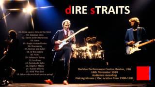 "Dire Straits ""Les Boys"" 1980 Boston [AUDIO ONLY]"