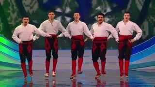 Концерт к 55-летию РУДН. Сербский народный танец