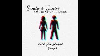 Os TRINTA Sucessos De Sandy & Junior - Você Pra Sempre (Inveja)