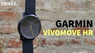 Die ultimative Hybridsmartwatch? Garmin Vivomove HR im Review