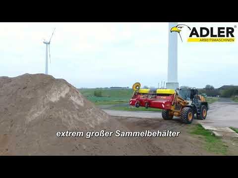 Adler Kehrmaschine K950
