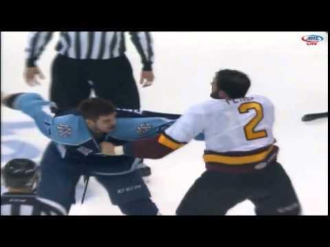 Nick Petrecki vs. Jamie Devane