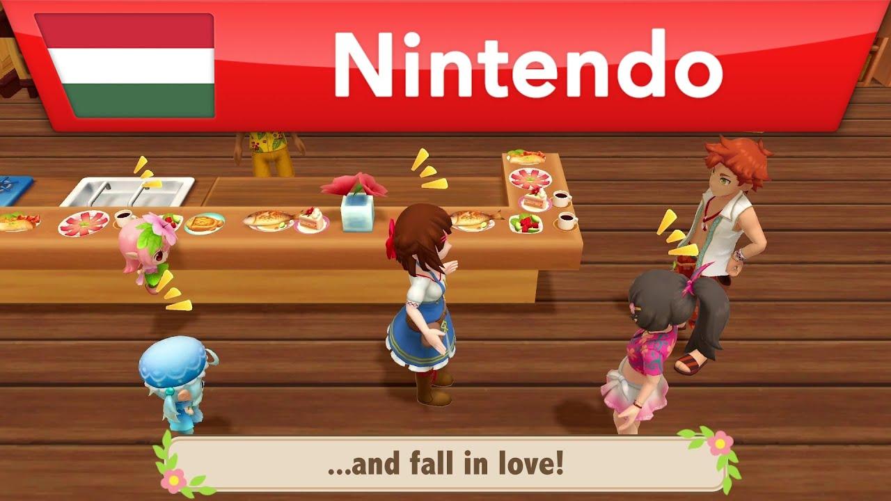 Harvest Moon: One World - Kezdj egy új életet, egy felfedezésre váró, új világban!   Nintendo Switch