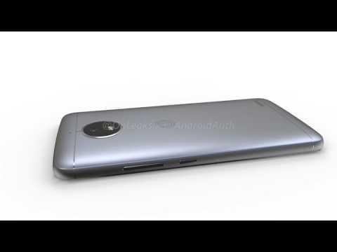 Motorola Moto E4, particolare e compatto, render video appena trapelati