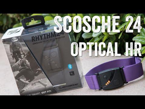 First Look: Scosche Rhythm 24!