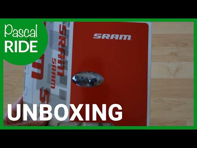 Видео Ротор Sram Centerline Round Edges Rotor, 220mm, 6-Bolt серебристый