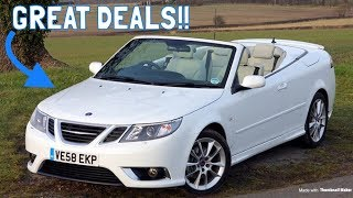 Here's Why Saab's Are So Cheap!