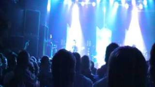 FEEDER - Sentimental (Live from Academy 2 - 24/10/10)