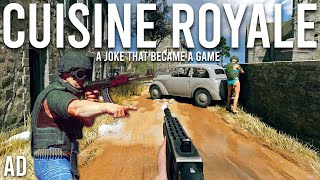 Cuisine Royale - A Joke That Became A Game.
