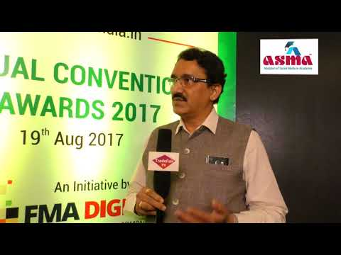 Dr. Sanjay, Founder President - Surydatta Group of Institutes at ASMA Annual Convention 2017